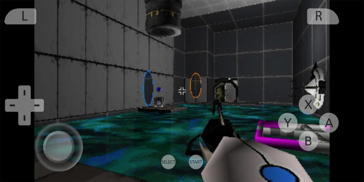 Citra Emulator скриншот