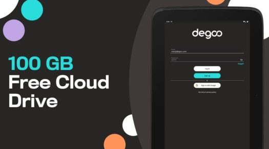 Degoo free cloud storage