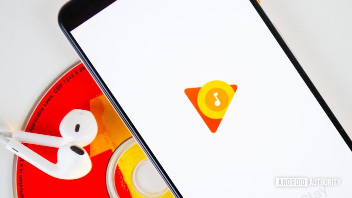 Стоковая фотография Google Play Music 2