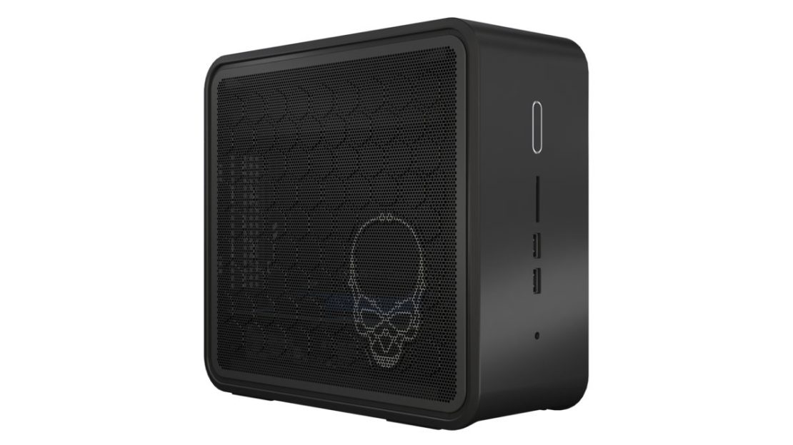 Intel NUC 9 Extreme Kit gaming pc desktop