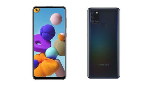 Samsung Galaxy A21s -- best phone under £200