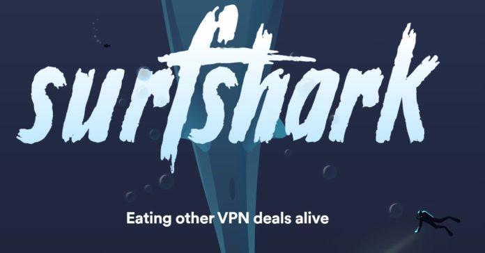 Surfshark VPN Web Image
