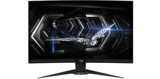 aorus curved gaming monitor
