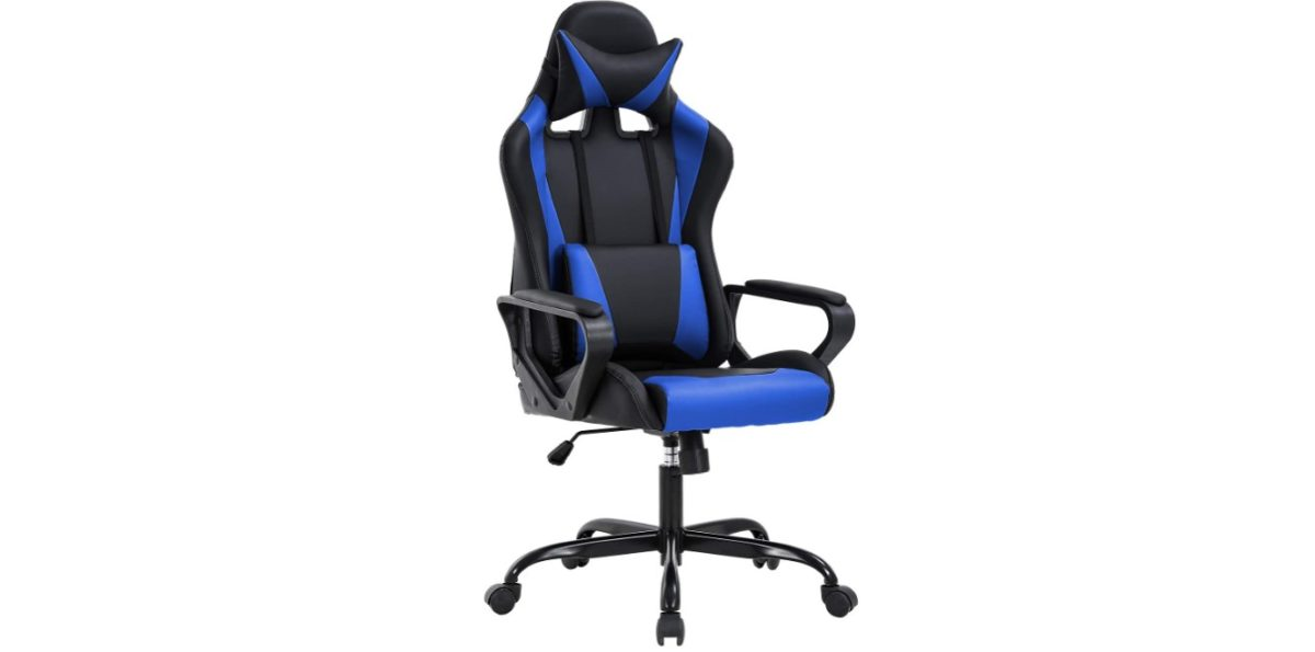 Bestoffice игровой стул с высокой спинкой