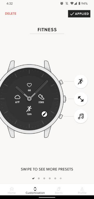 гибридные умные часы, как использовать ископаемые часы