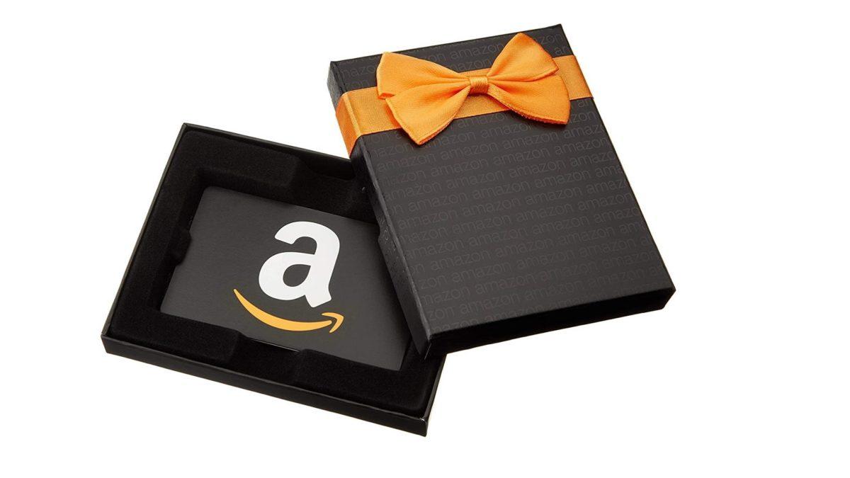 Amazon PayPal подарочные карты