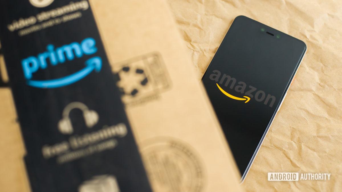 Стоковая фотография Amazon 2