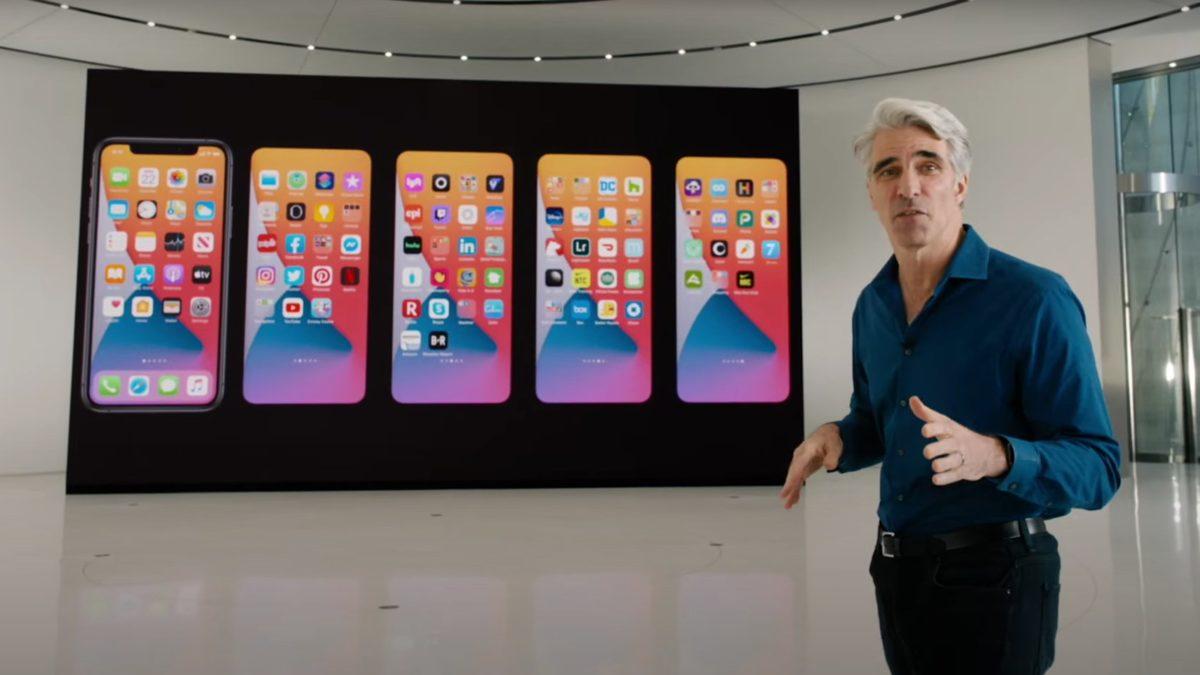 Презентация Apple WWDC 2020
