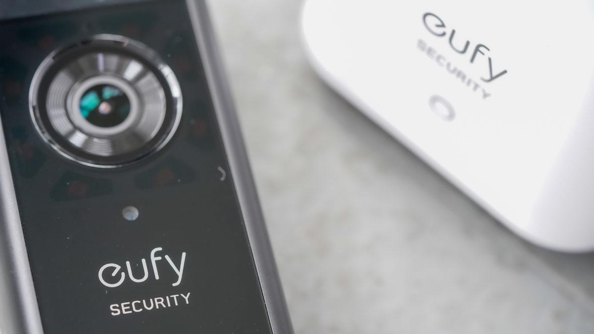 Eufy Video Дверной звонок - колокольчик