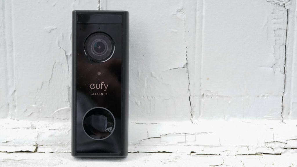 Один дверной звонок дверного звонка Eufy Video