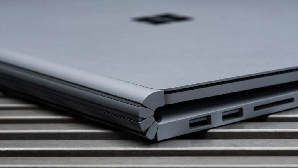 Microsoft Surface Book 3 левые боковые порты new