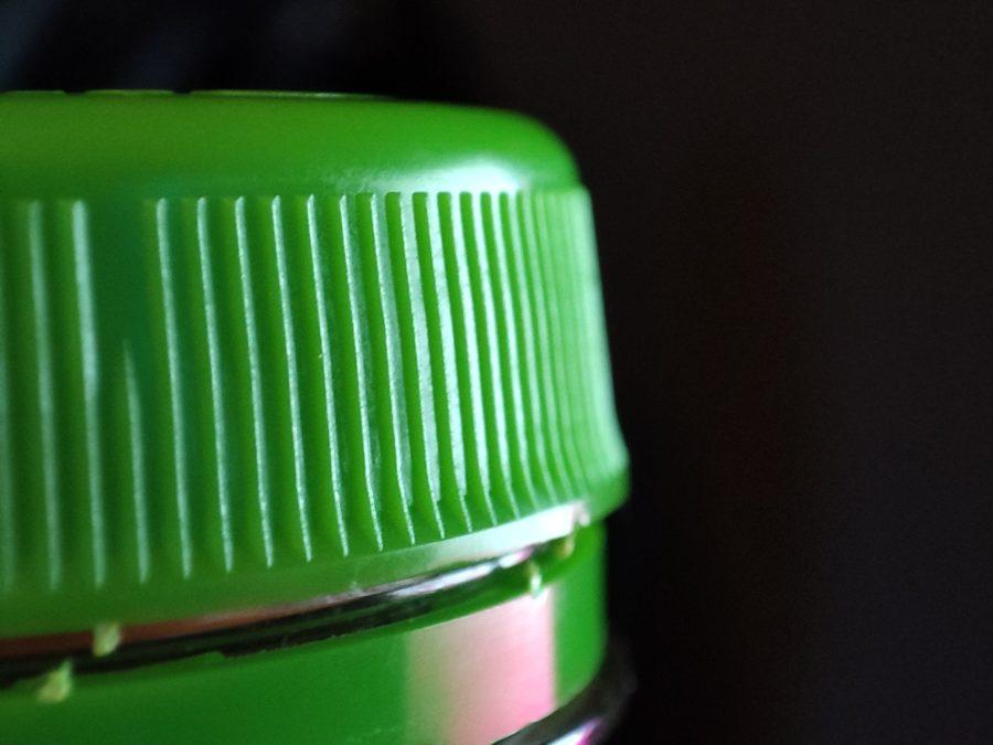 Pocophone F2 Pro макро тест Крышка от бутылки