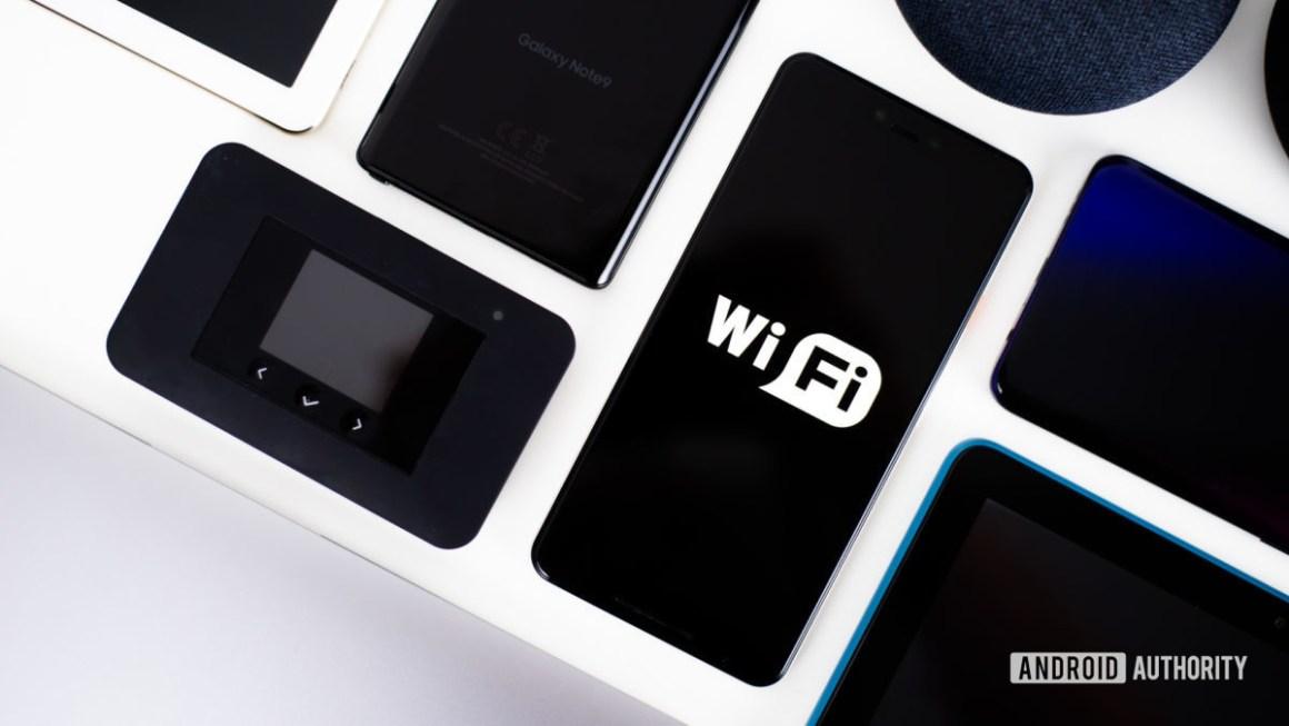 Привяжите свой компьютер через Wi-Fi