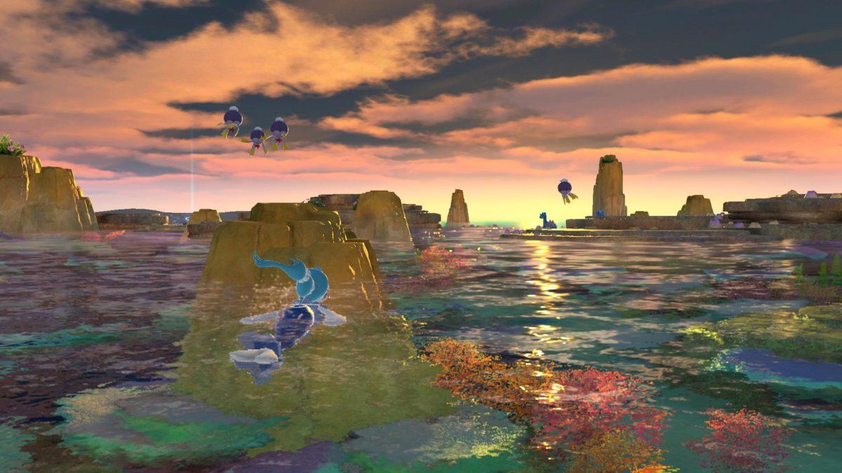 captura de tela 1 do Pokémon
