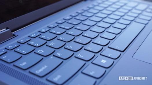 Lenovo Flex 5G keyboard profile