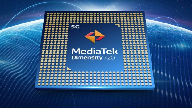 MediaTek Dimensity 720 chipset aims even lower for 5G phones