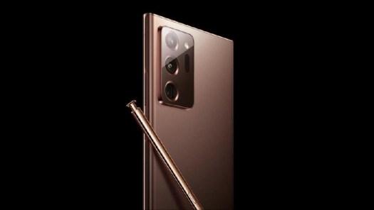 Samsung Galaxy Note 20 leak 2