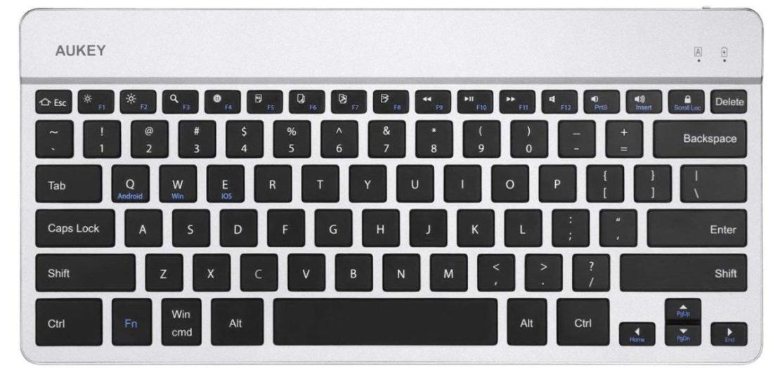 aukey wireless keyboard