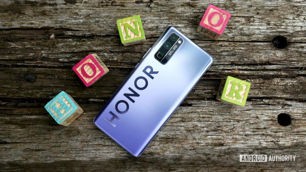 Honor 30 Pro плюс имя отзыва