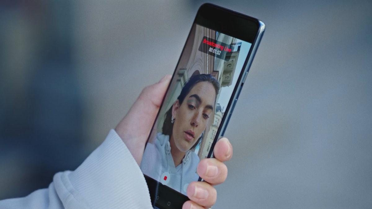 OnePlus Nord первый взгляд спереди