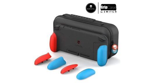 skull and co grip case set nintendo switch