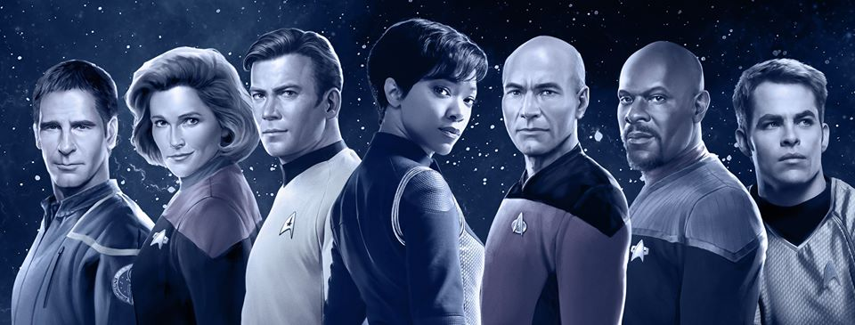 The best current and new Star Trek series on CBS All Access