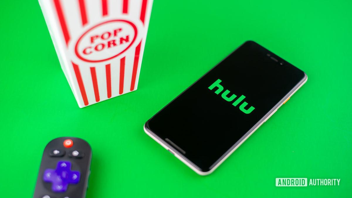 Hulu stock photo зеленый фон 1