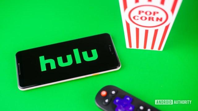 Hulu stock photo зеленый фон 2