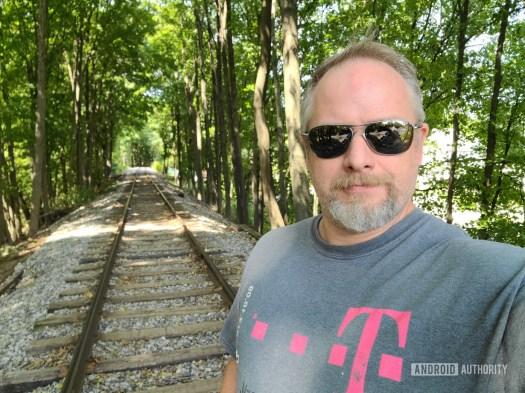 Samsung Galaxy S20 Ultra photo sample selfie