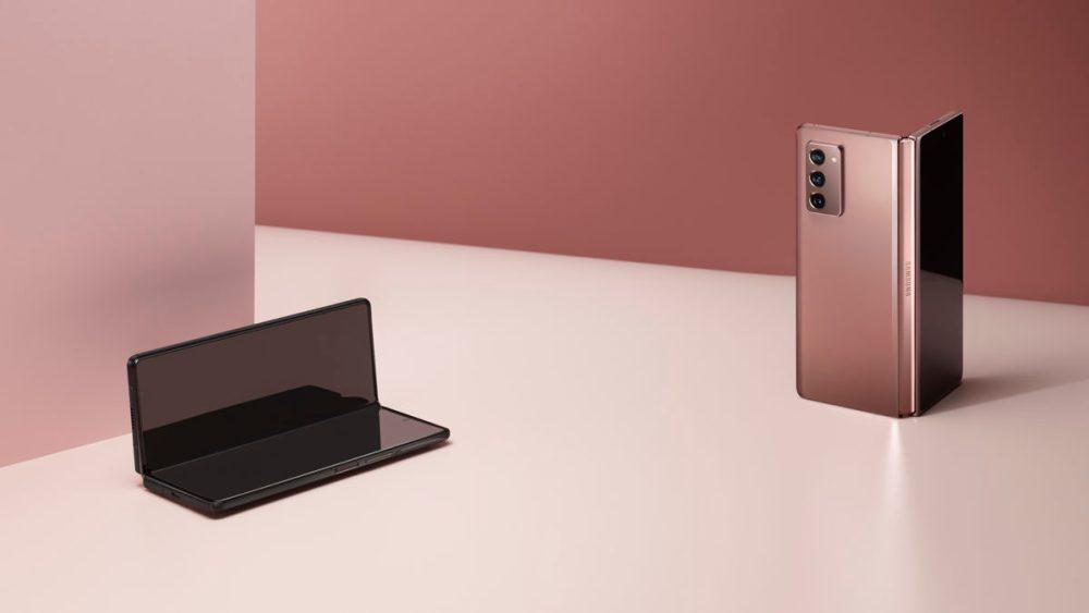 Samsung Galaxy Z Fold 2 Samsung Promo Image 4