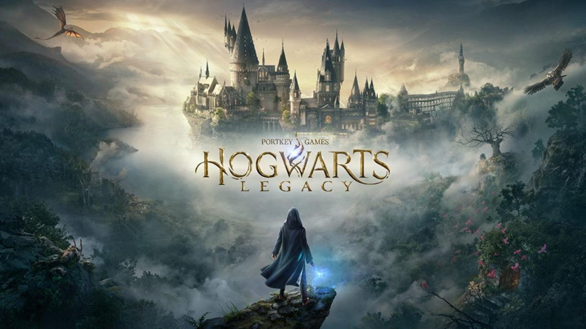 Hogwarts Legacy em destaque