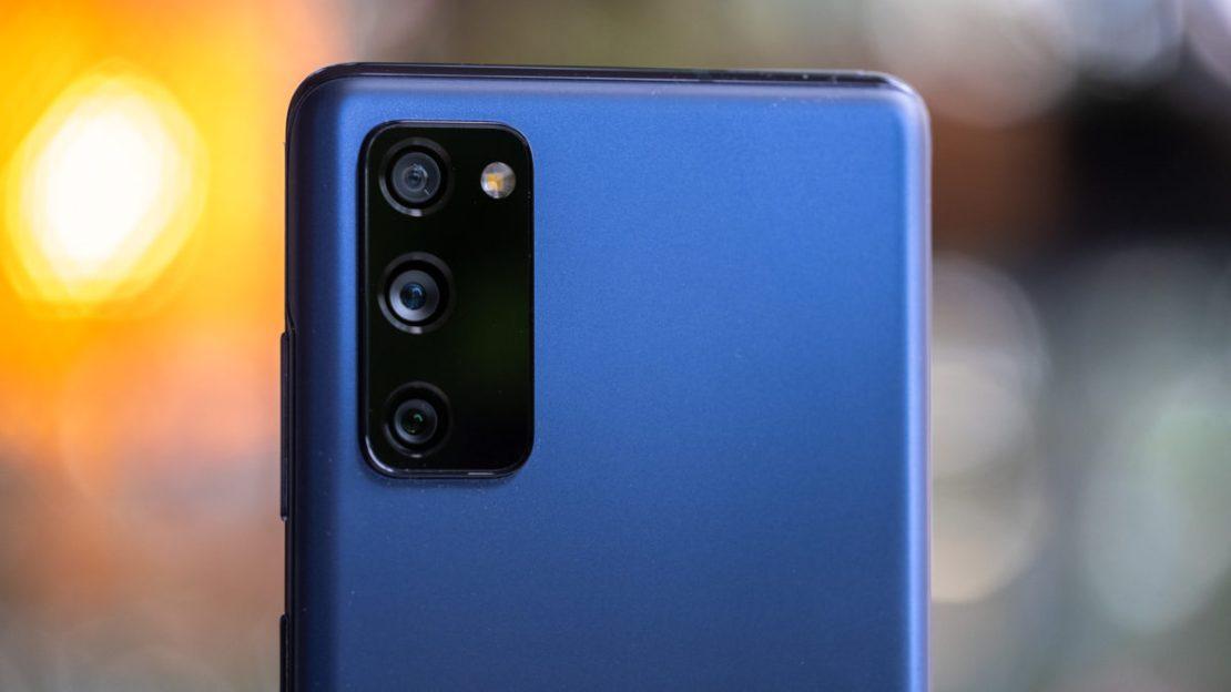 Samsung Galaxy S20 FE cameras macro 2