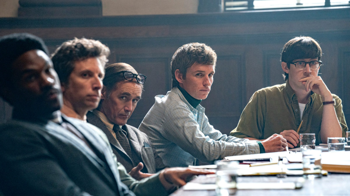 The Trial Of Chicago 7, a chegar Netflix