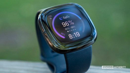 fitbit sense review design display watch face 1