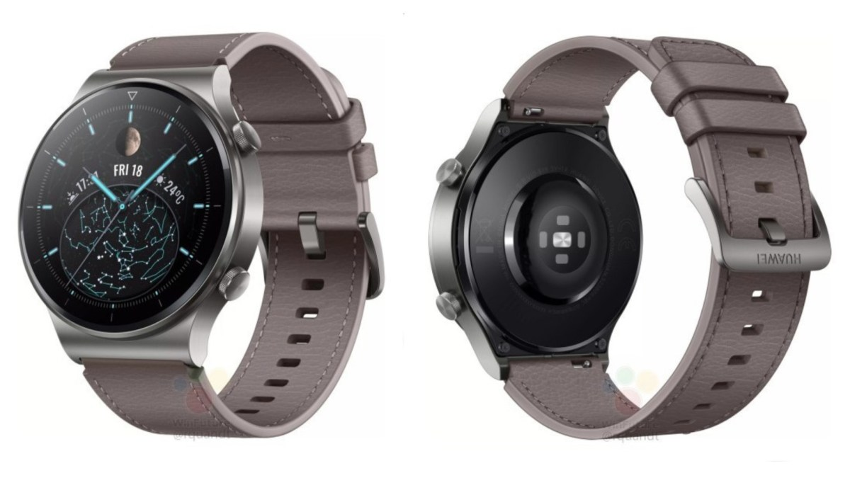 Huawei Watch GT 2 Pro launch all but confirmed for later this week