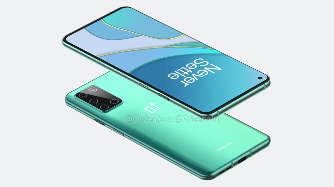 oneplus 8t images renders