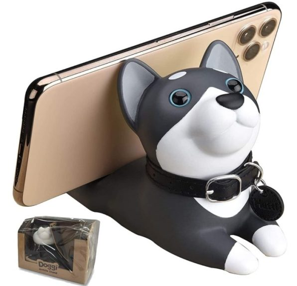phone stands puppy