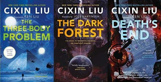 the three body problem covers