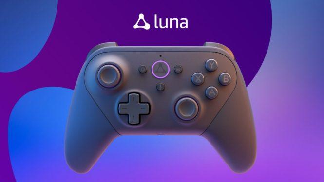 Amazon Luna controller
