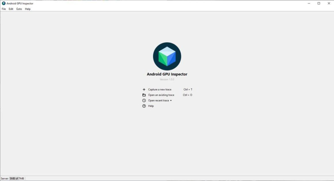 Инспектор графического процессора Android