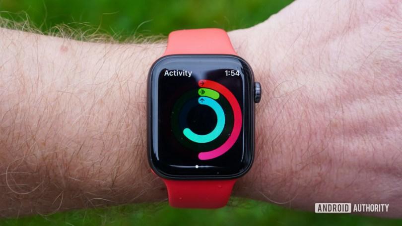 Apple Watch Fitness Rings