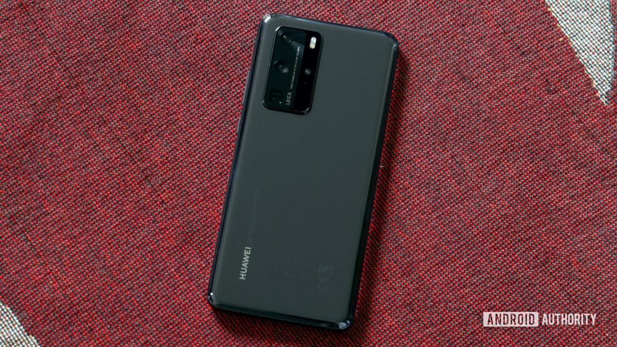 Huawei P40 P40: возвращение назад