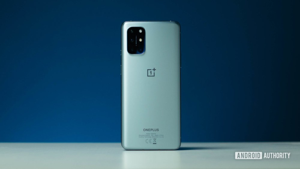 Shoot the hero behind the OnePlus 8T