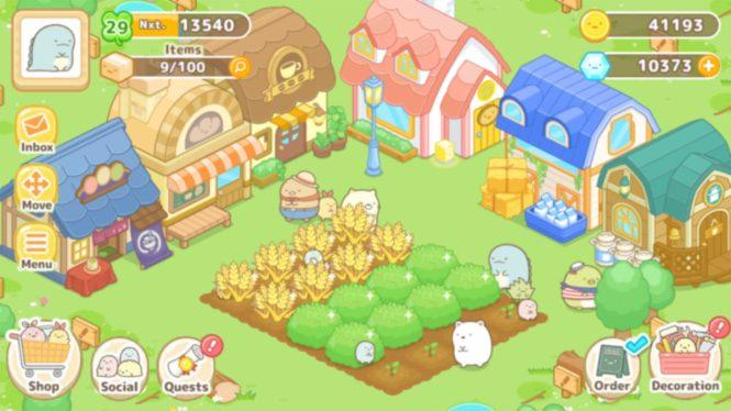 Sumikkogurashi Farm screenshot