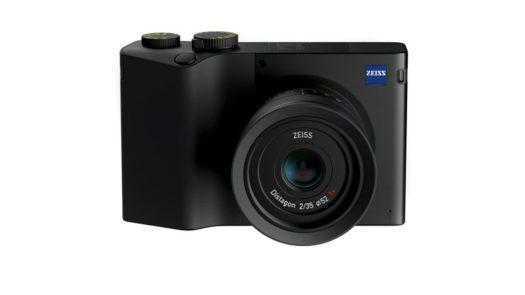 Zeiss ZX1 Camera
