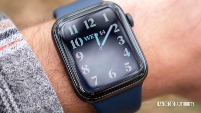 apple watch series 6 review always on display 1