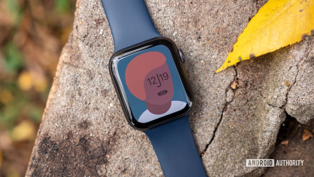 Apple Watch Series 6 Review Artists' Watch Face Show4
