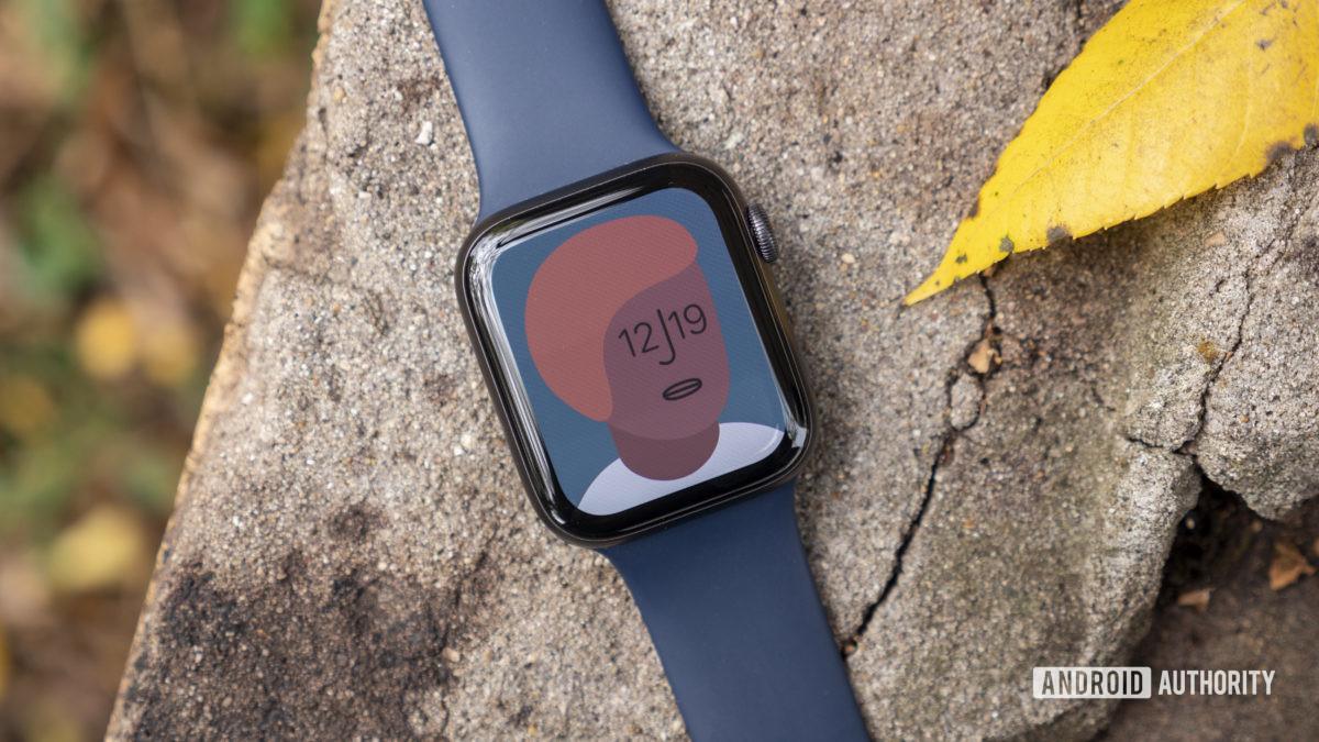 Apple Watch Series 6 обзор циферблата исполнителя 4