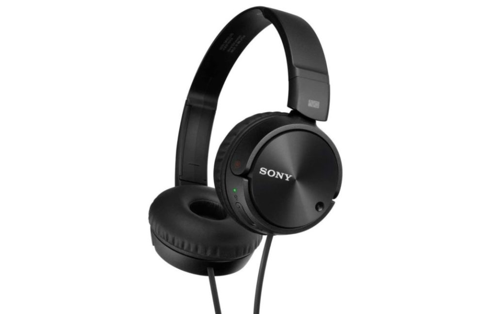 Mdrzx110nc less than 100 headphones that cancel the best sound
