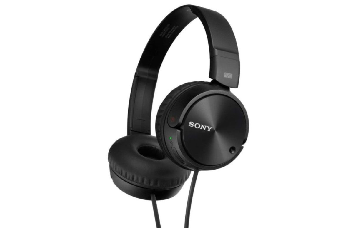 best noise cancelling headphones under 100 sony mdrzx110nc